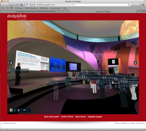 Virtual Environment from MIT BigData4DX
